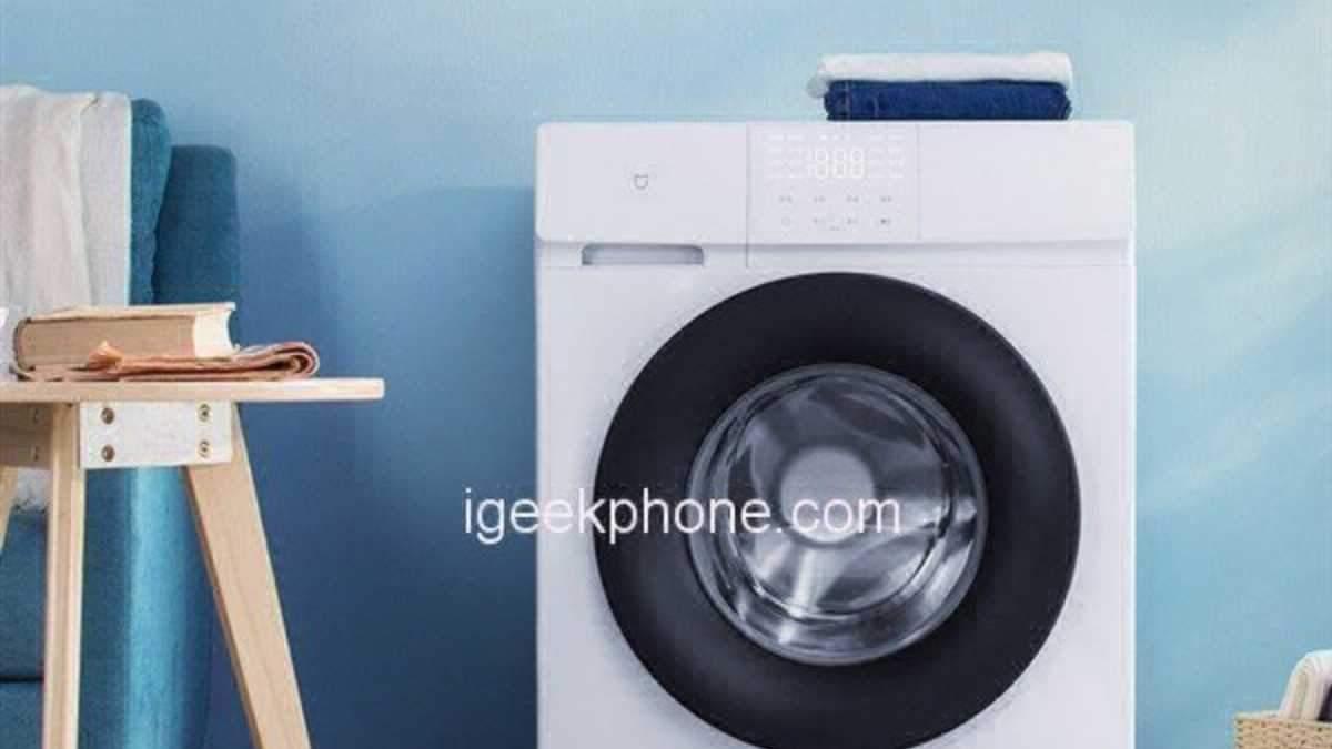 Xiaomi выпустила недорогую стиральную машинку