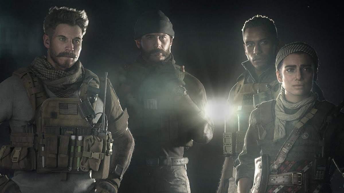 """В игре Call of Duty: Modern Warfare появится Донецк и """"Донбасс-Арена"""""""