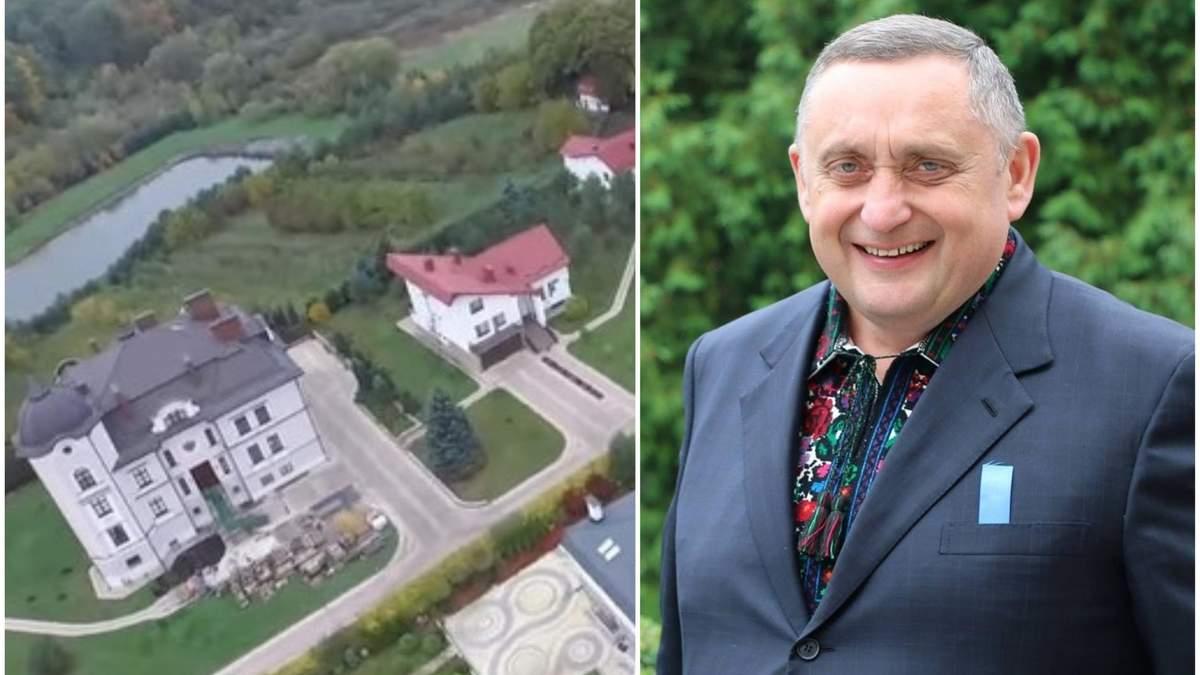 Обшуки в будинку Дубневича під Львовом: у чому НАБУ підозрює екснардепа