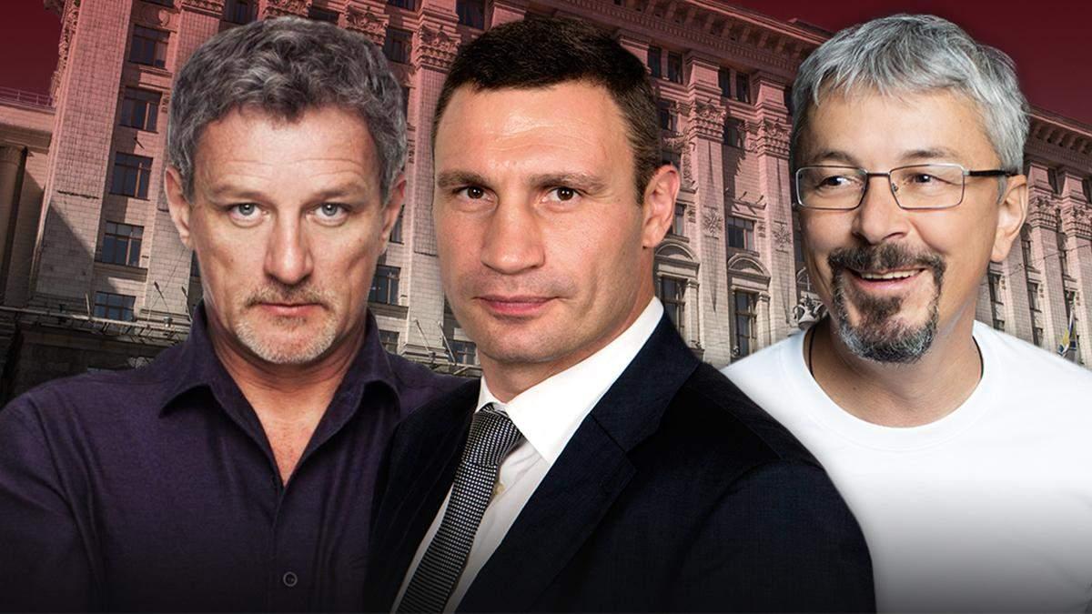 Вибори мера Києва: за кого б проголосували кияни сьогодні