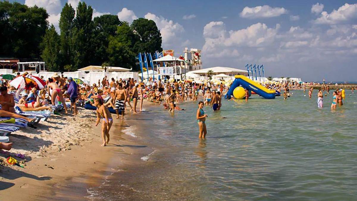Украинцы будут иметь полное право купаться и плавать в водоемах