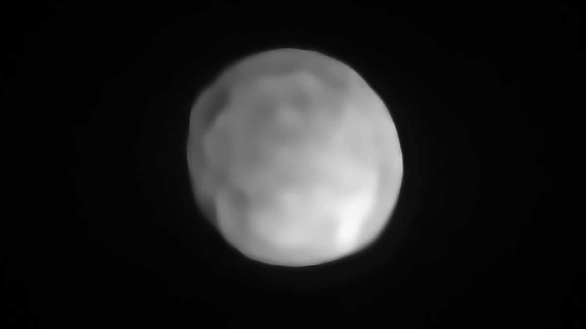 Астероїд Гігея  може стати планетою