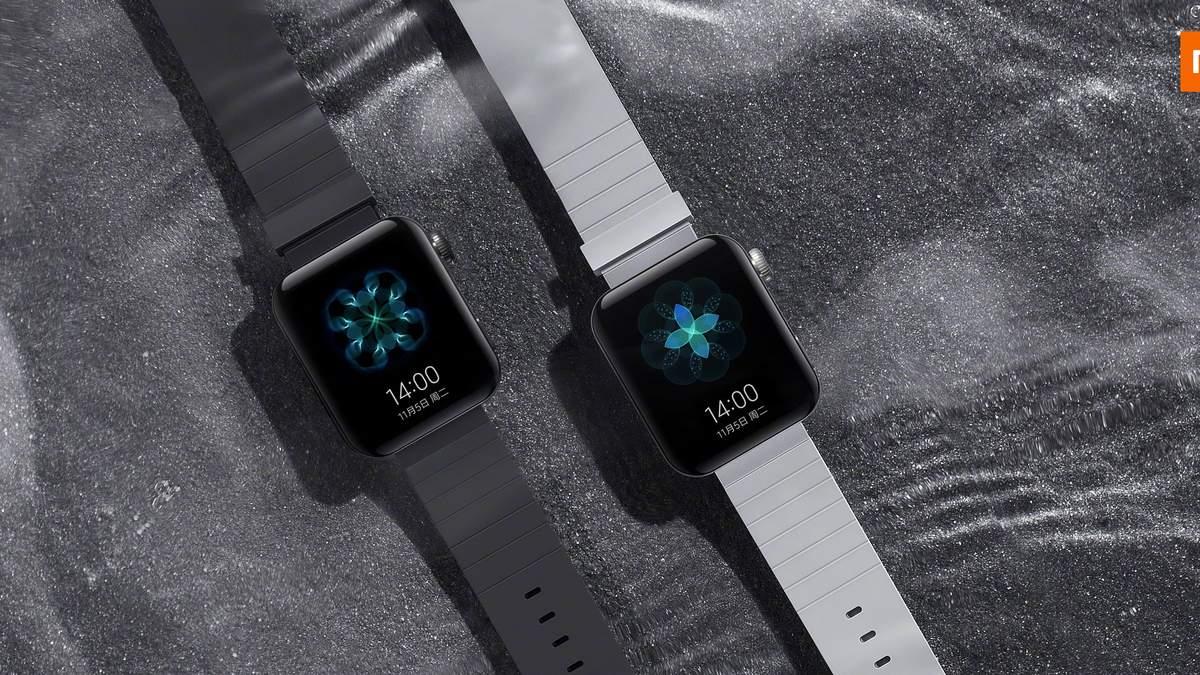 Розумний годинник Xiaomi Mi Watch
