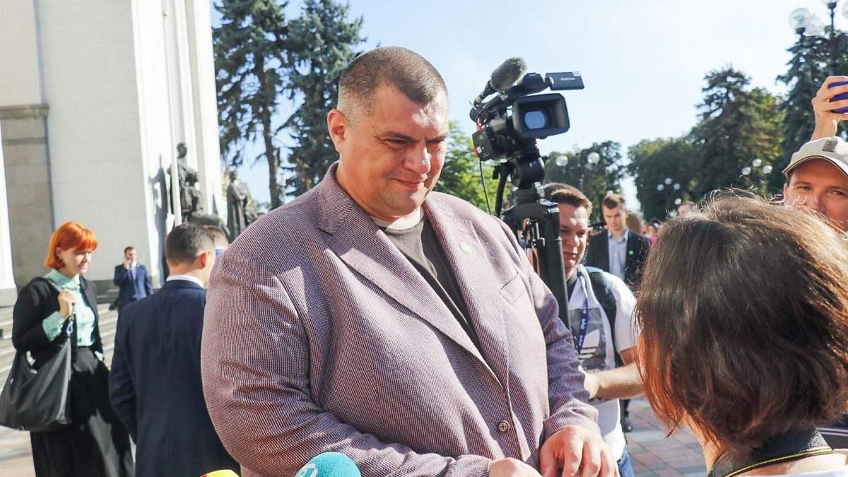 """Юзик"" из ""95 квартала"" объяснил инцидент с раздачей билетов в Раде"