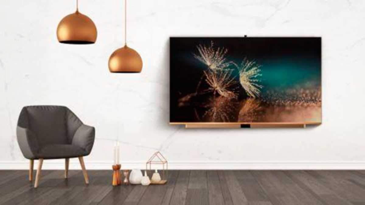 Розумний телевізор Huawei Smart Screen