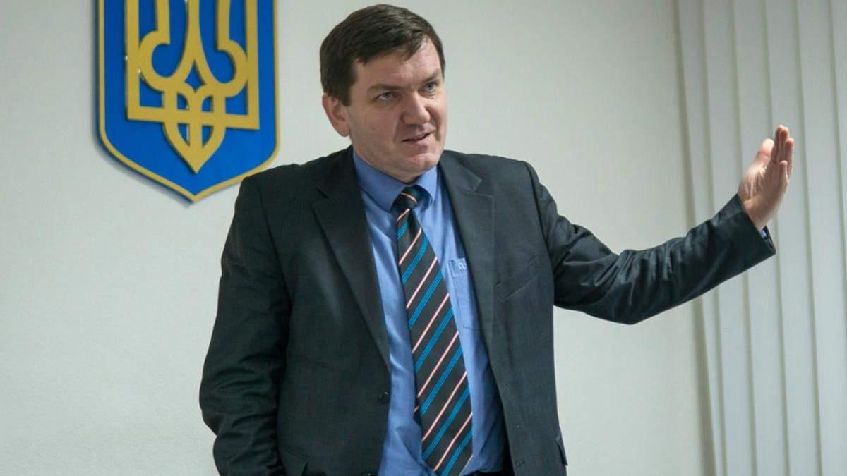 Сергей Горбатюк