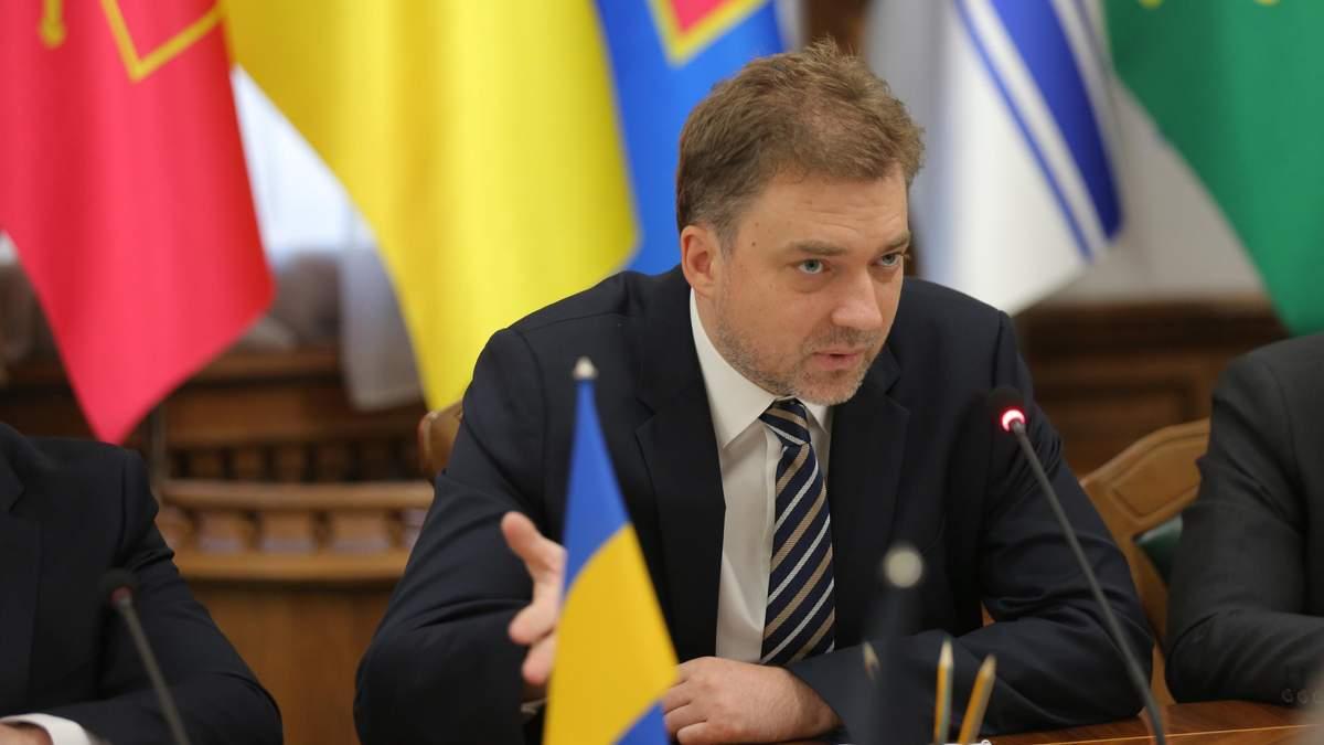 Батько чинного міністра оборони розроблятиме надра на Луганщині