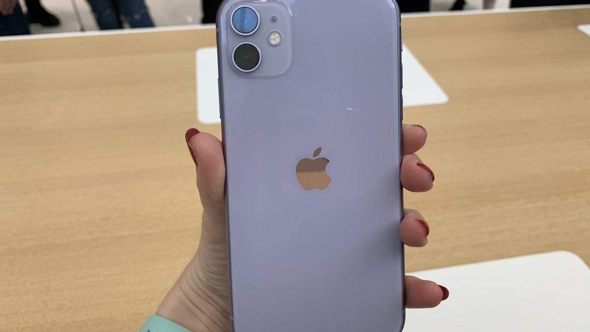 iPhone 11 прогнозируют большую популярность