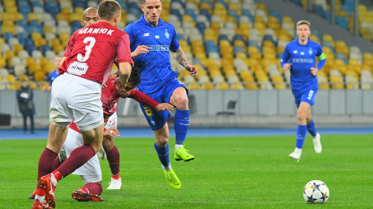 Премьер лига украины по футболу. ставки на 5 тур