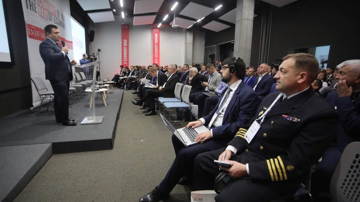 Что влияет на безопасность Украины: Во Львове состоялся форум по безопасности