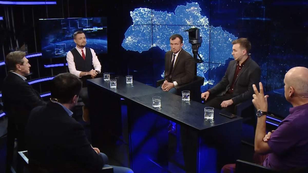 """Почему """"слуги народа"""" едва не провалили голосование по Дубневичу"""