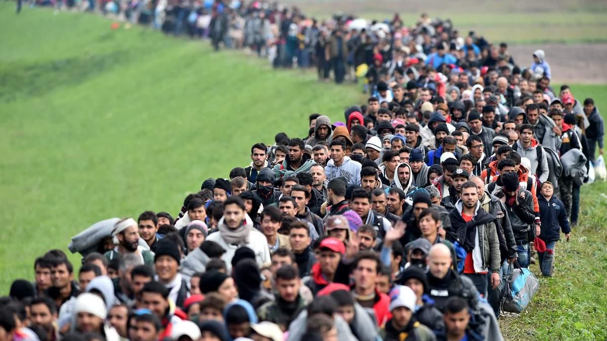 """""""Біженська хвиля"""" в ЄС: куди і чому їдуть найбільше"""