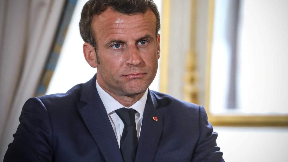 Посол Франції роз'яснив скандальну заяву Макрона про українських мігрантів