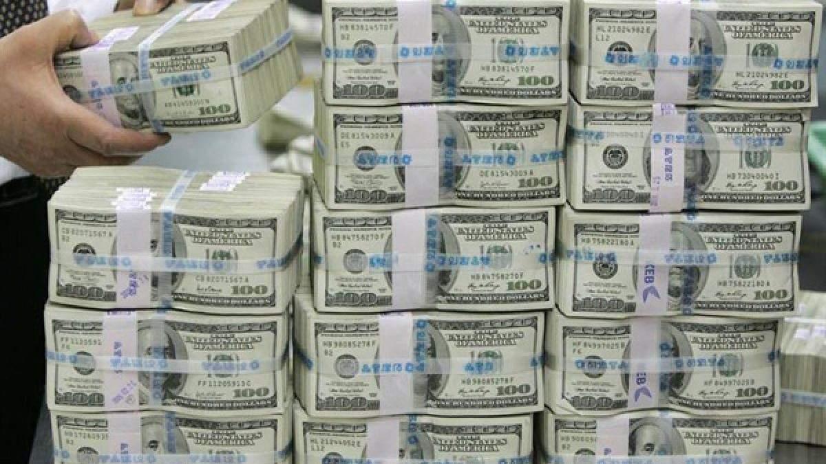 Монетний двір, що належить росіянам, друкував гроші для лівійських повстанців