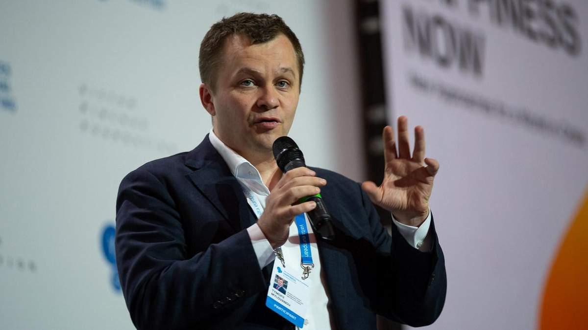 """Милованов прокоментував відео Дубінського """"про міністра-дебіла"""""""