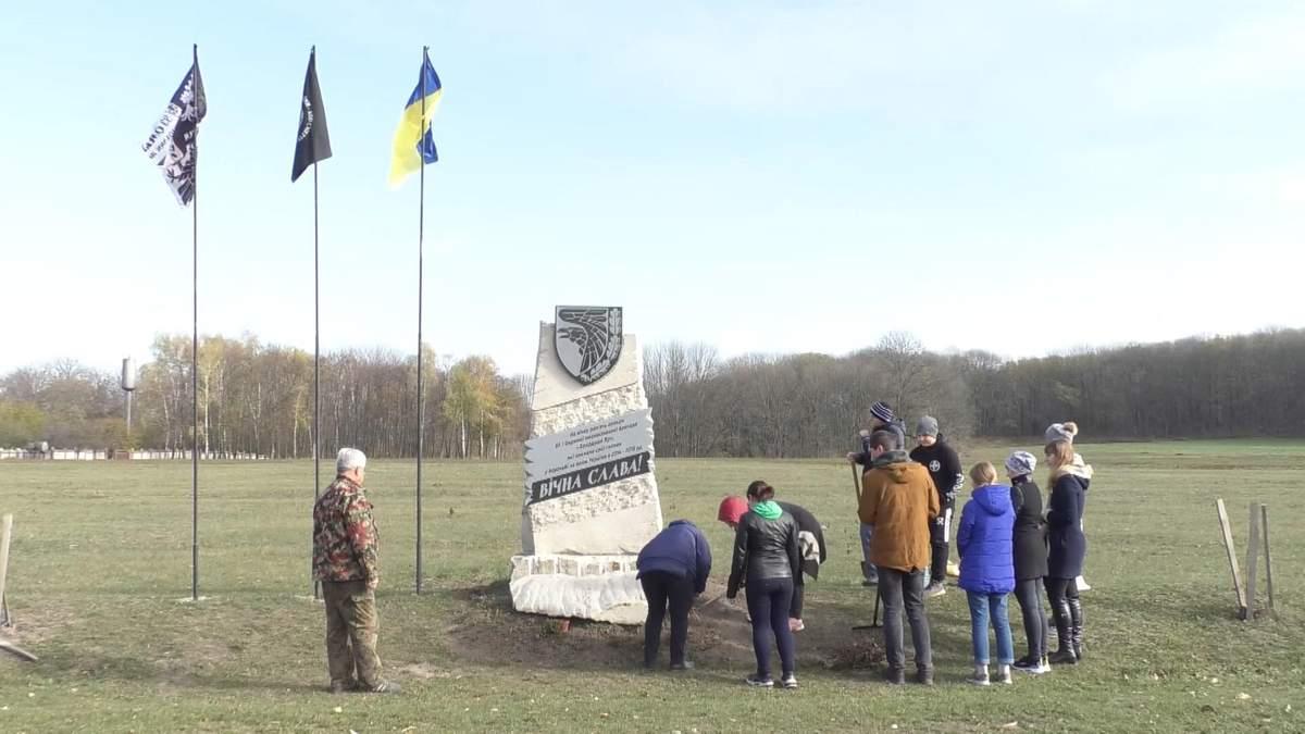 На Черкасчине разгорелся конфликт между историками и монахинями через памятник погибшим военным