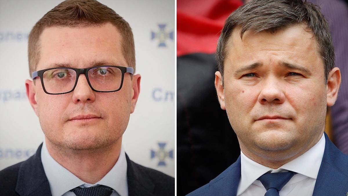Вброс о драке Баканова и Богдана сделал Бухарев, – Лещенко