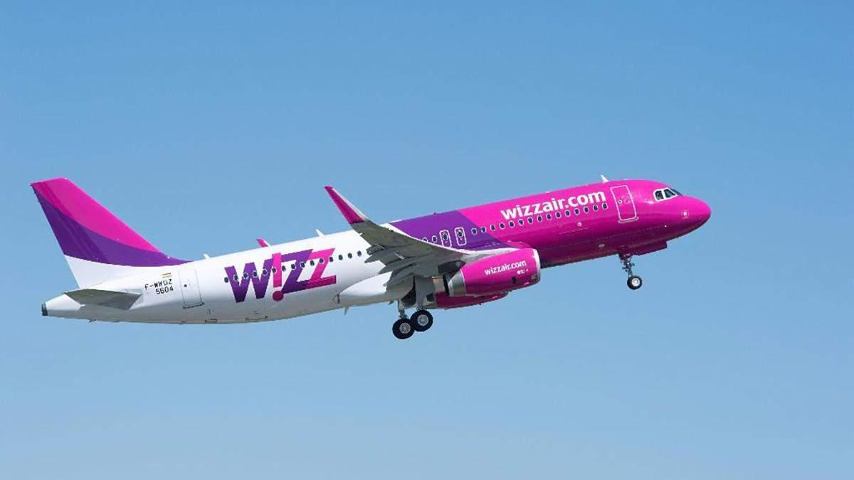Wizz Air из Одессы – список всех рейсов из Одессы
