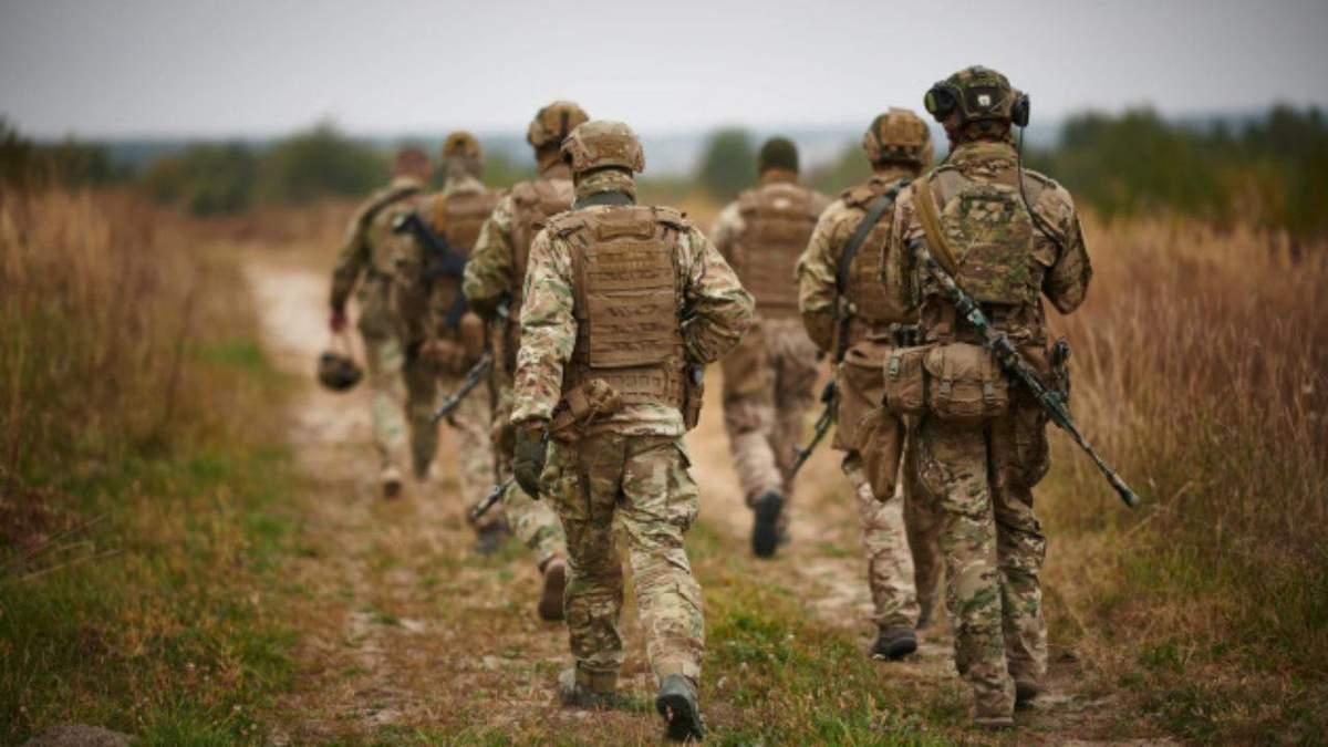 Розведення військ у Петрівському розпочнеться 8 листопада
