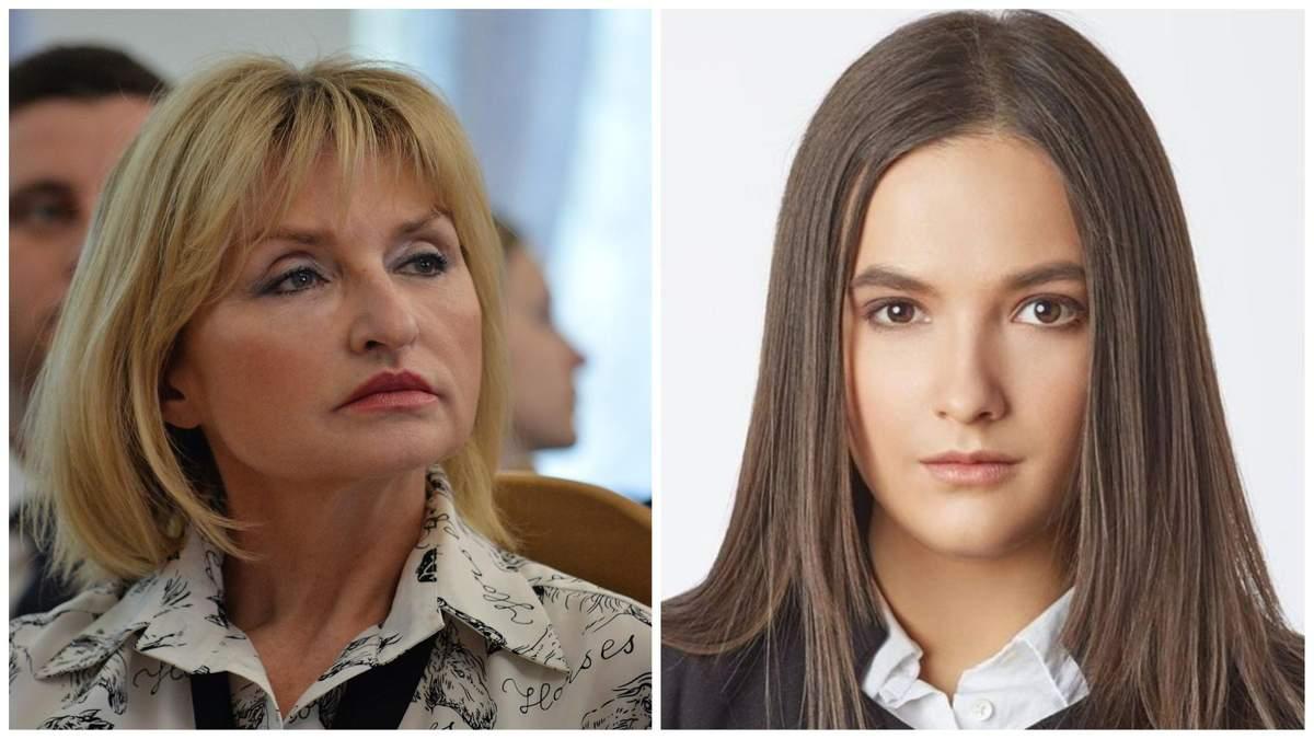 Ирину Луценко в Раде может заменить Наталия Бойко