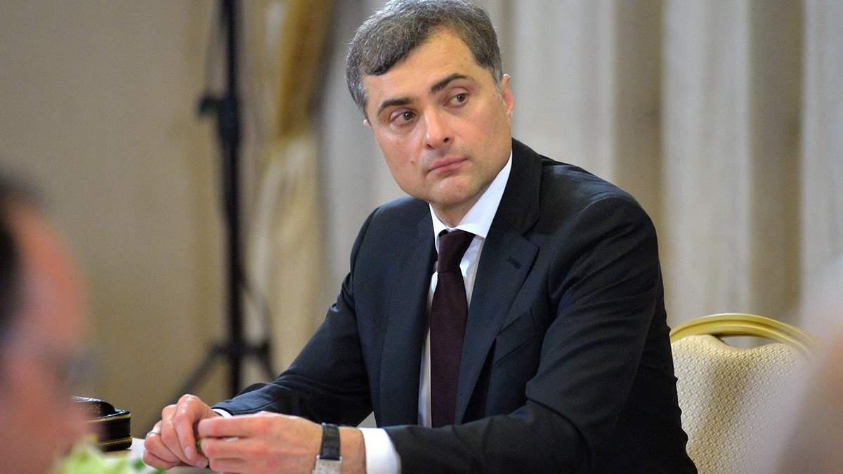 Сурков влаштував скандал ватажкам бойовиків на Донбасі
