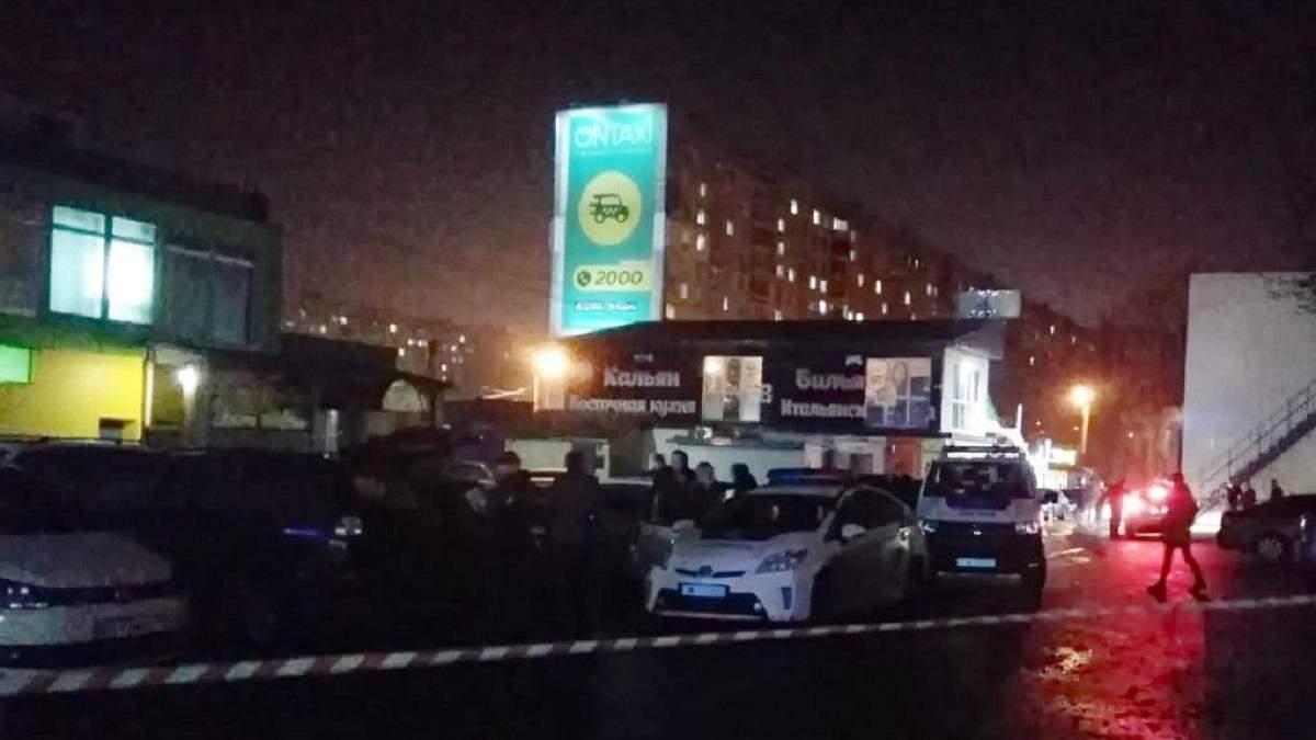 В Харькове произошла перестрелка возле спортивного клуба: есть пострадавшие