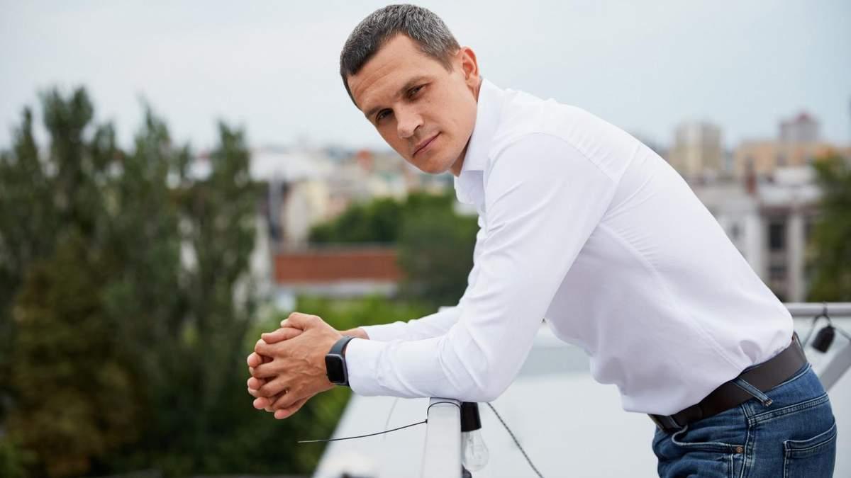 Олексій Кучер - новий голова Харківської ОДА: біографія декларація