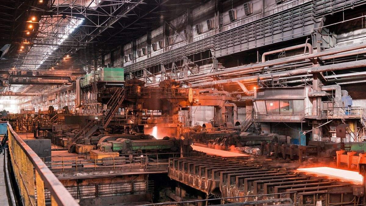 Маріупольський металургійний комбінат