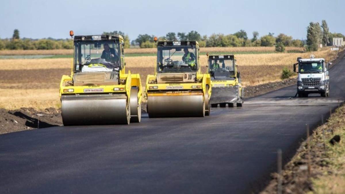 Уряд взяв 450 мільйонів євро кредиту на будівництво доріг