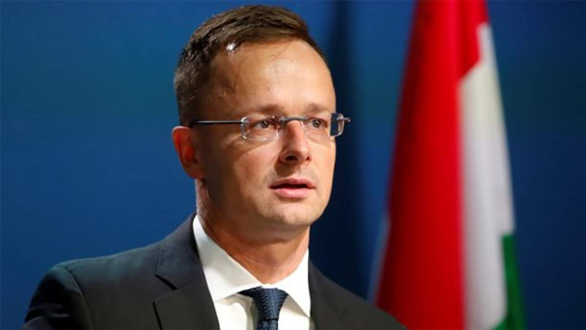 Министр иностранных дел Венгрии Петер Сиярто заявил об убытках Венгрии из-за антироссийских санкций