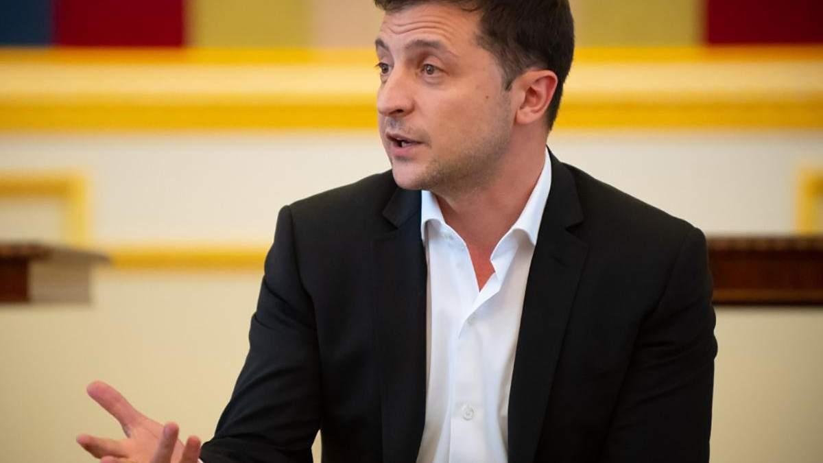 Зеленский наложил запрет на закон о верификации пенсий и субсидий