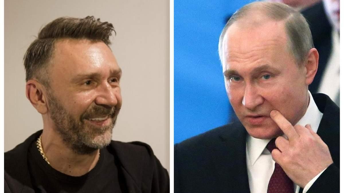 Может всем раздать пи*ды: Шнуров ярко высмеял курьезное заявление Путина