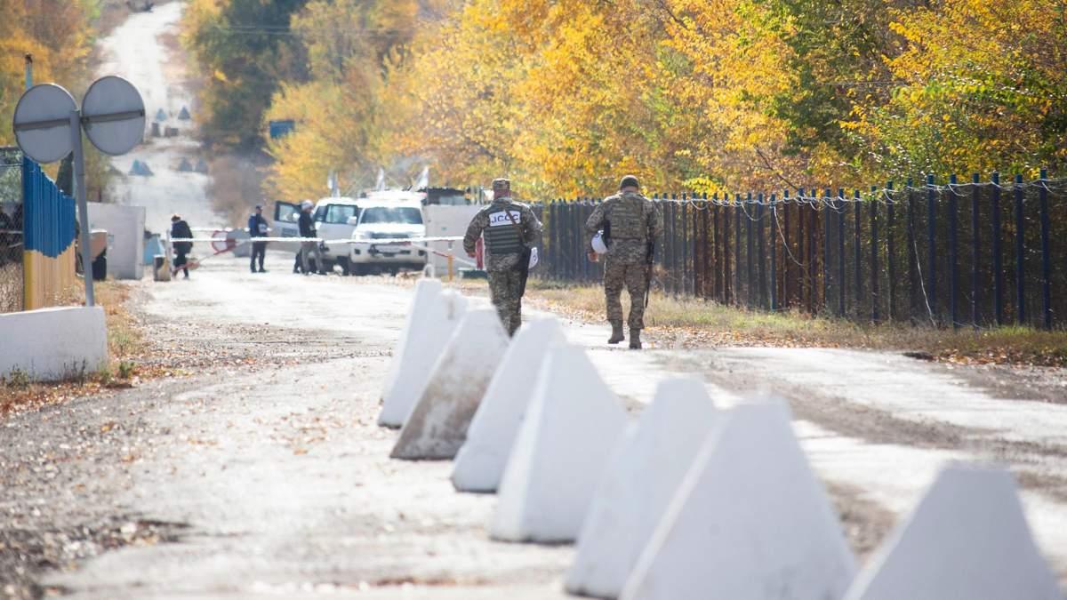 Кравченко объяснил, как будет проходить разведение войск в Петровском