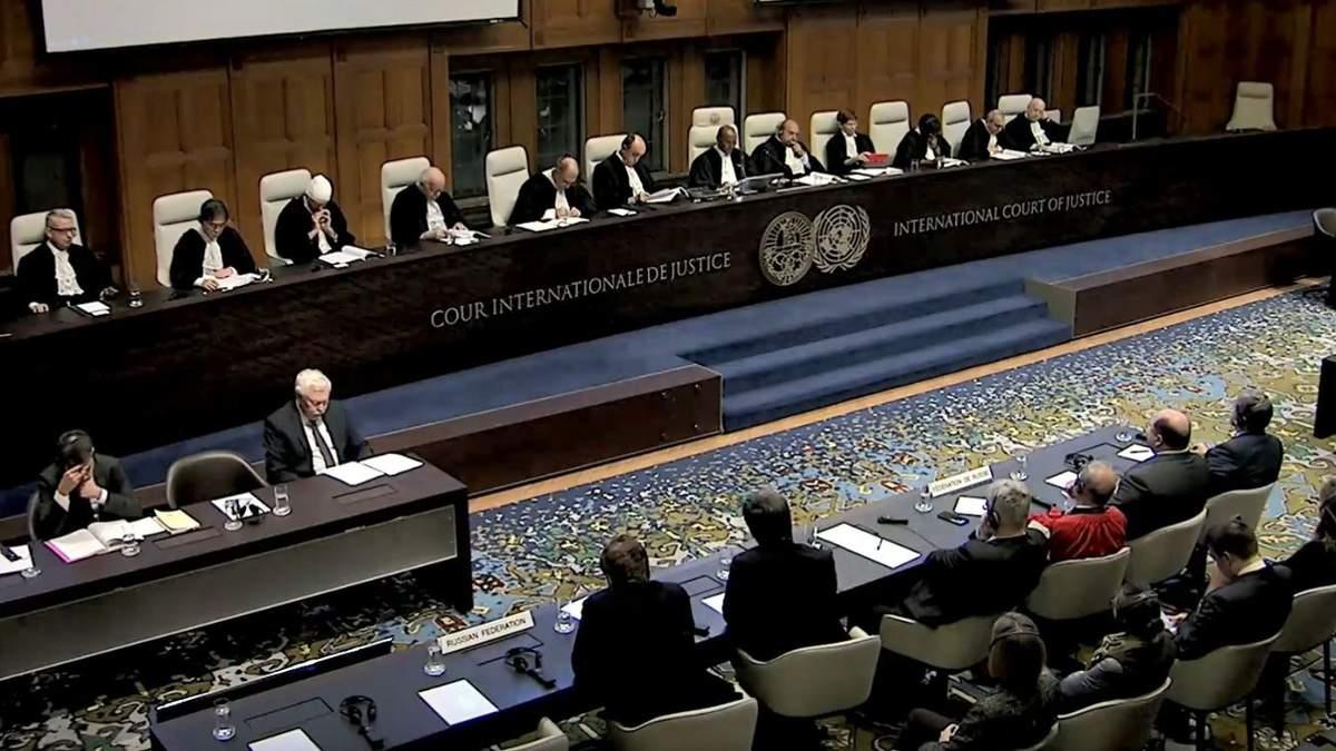 Украина против России: Международный суд ООН начинает рассмотрение дела относительно действий Кремля в Крыму и на Донбассе