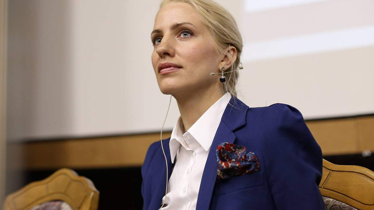 Світлана Заліщук стала радницею прем'єр-міністра