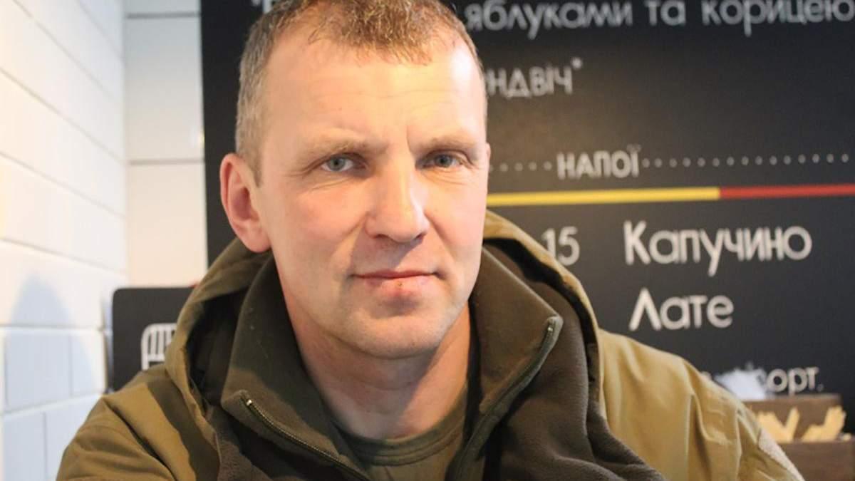Игорь Мазур – биография задержанного в Польше украинского ветерана