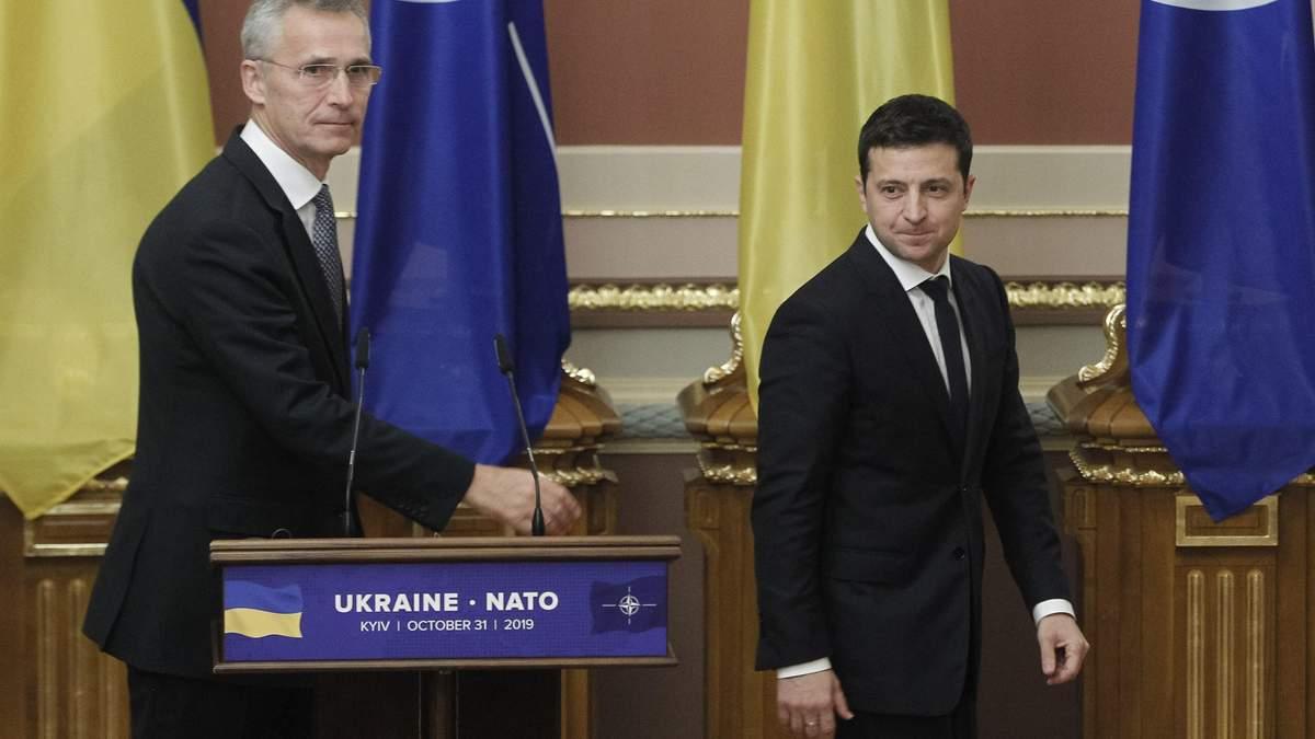 Отношения Украины и НАТО – длительные и сложные