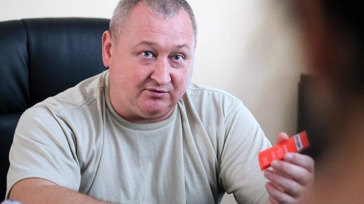 Генерала Марченка заарештували під заставу 76 мільйонів гривень