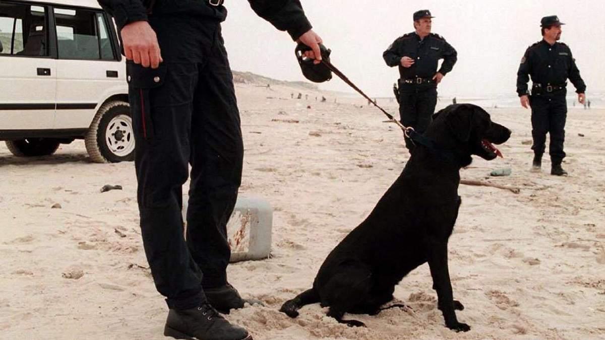 Кокаиновый пляж: во Франции нашли 760 килограммов наркотика