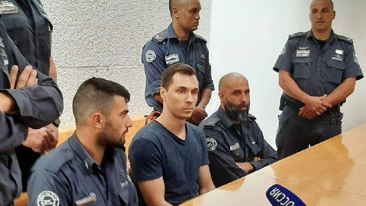 Хакера Буркова экстрадировали из Израиля в США
