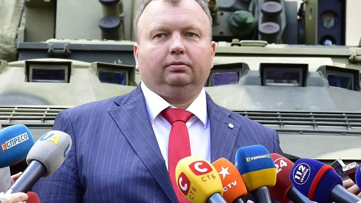 Павел Букин - биография, семья, право, компромат и Укроборонпром