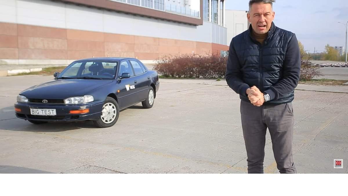 Тест-драйв Toyota Camry в Украине – цена бу, характеристики – стоит ли покупать