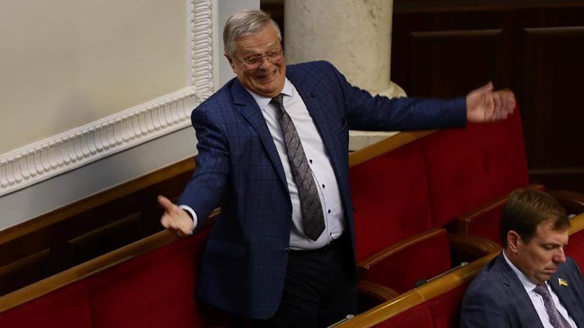 Нимченко поймали на кнопкодавстве