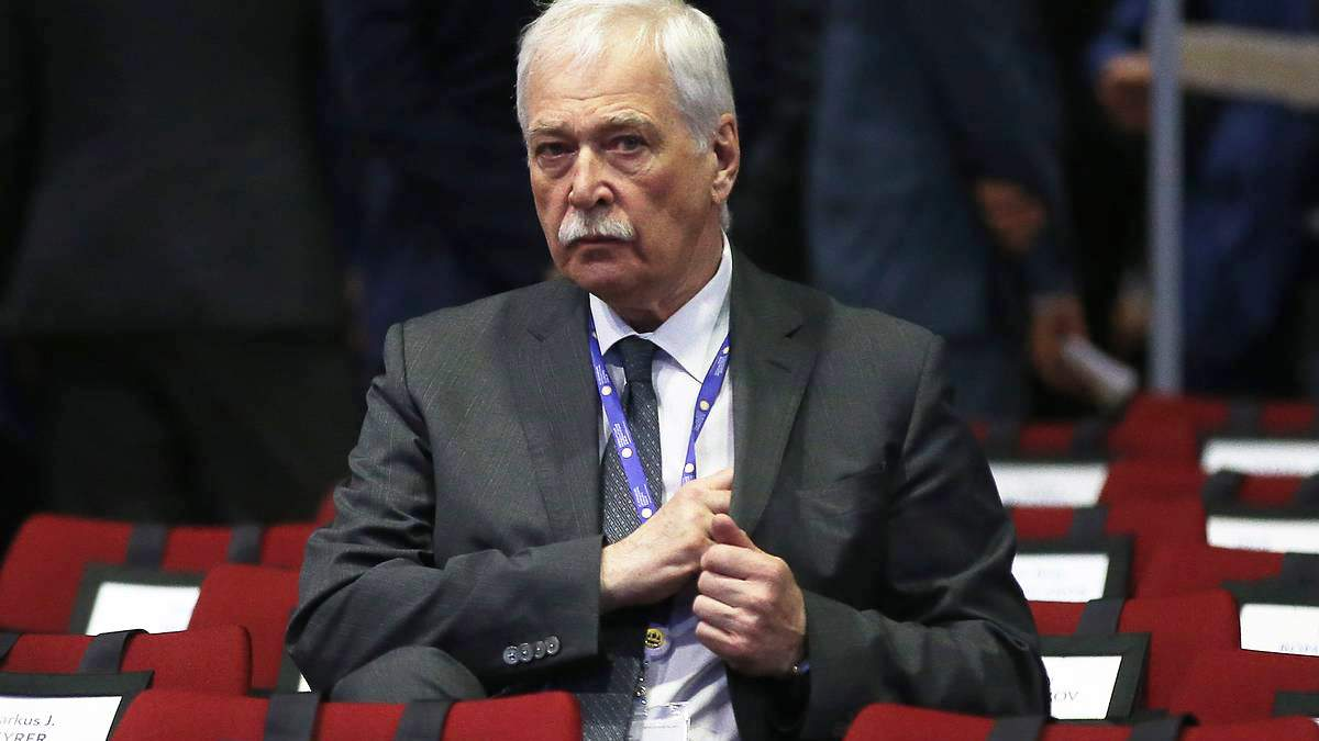 Россия хочет, чтобы Украина продолжила и закрепила особый статус Донбасса в Конституции
