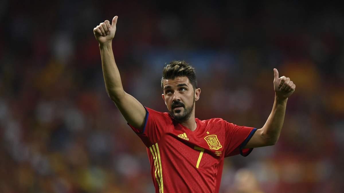Бомбардиры по футболу испании за историю
