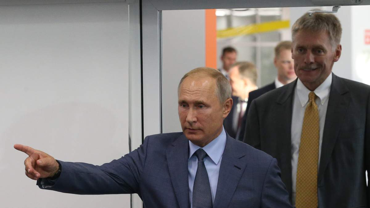 """Зустріч у нормандському форматі: у Путіна відреагували на заяву про """"зняті перешкоди"""""""