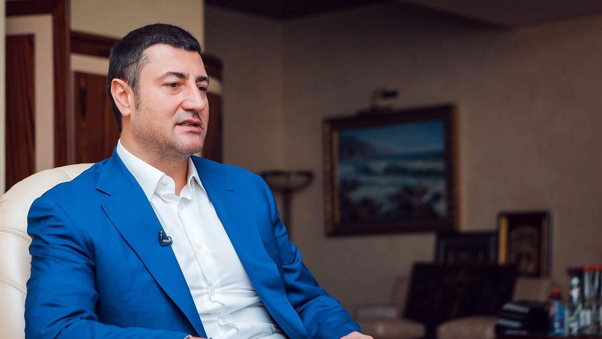 Экс-владелец VAB Банка Бахматюк отрицает и подозрение и сговор с экс-замглавой НБУ Писаруку