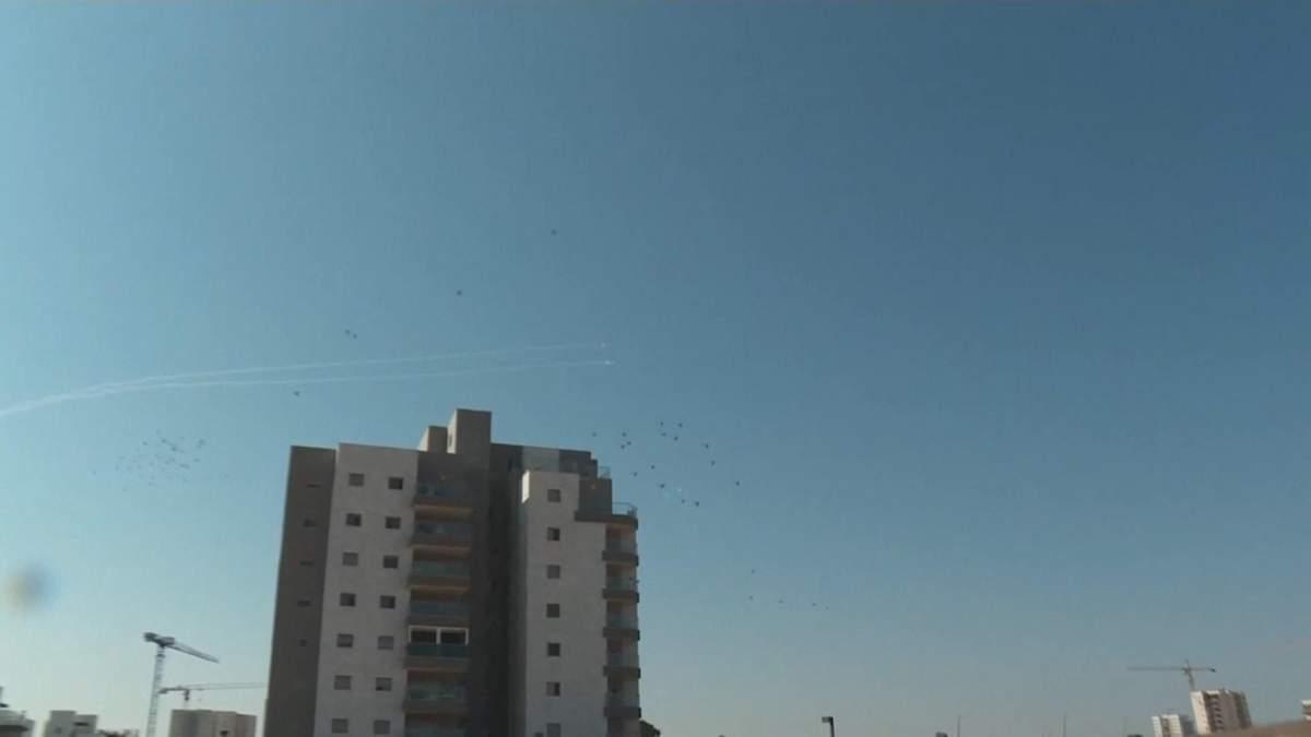 Обстрілюють день та ніч: Сектор Гази випустив по Ізраїлю 250 ракет