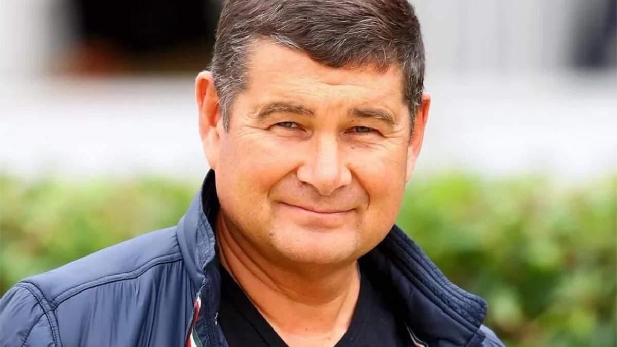 Онищенко в грудні повинен повернутися в Україну