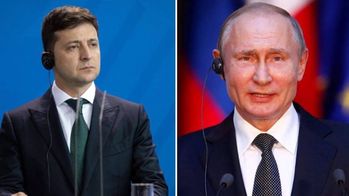 Чи зустрінеться Зеленський з Путіним: відповідь Пристайка